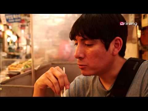 Travel Story - Ep04C02 Grilled Fish Alley, Gwangjang Market and Meat Alley