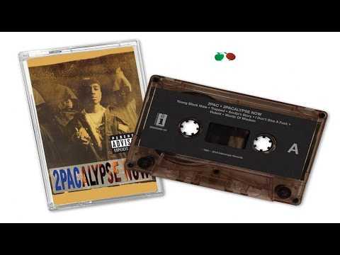 2Pac Gives Song By Song Commentary of 2Pacalypse Now