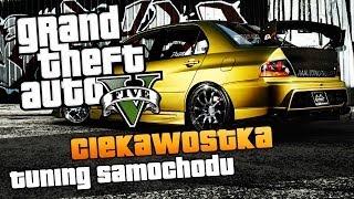 GTA V (Grand Theft Auto V) - Tuning samochodów | Ciekawostki w GTA V [#78]
