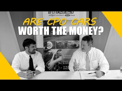 Are Certified Pre-Owned Vehicles A Waste Of Money - Muzi Minute Episode #4