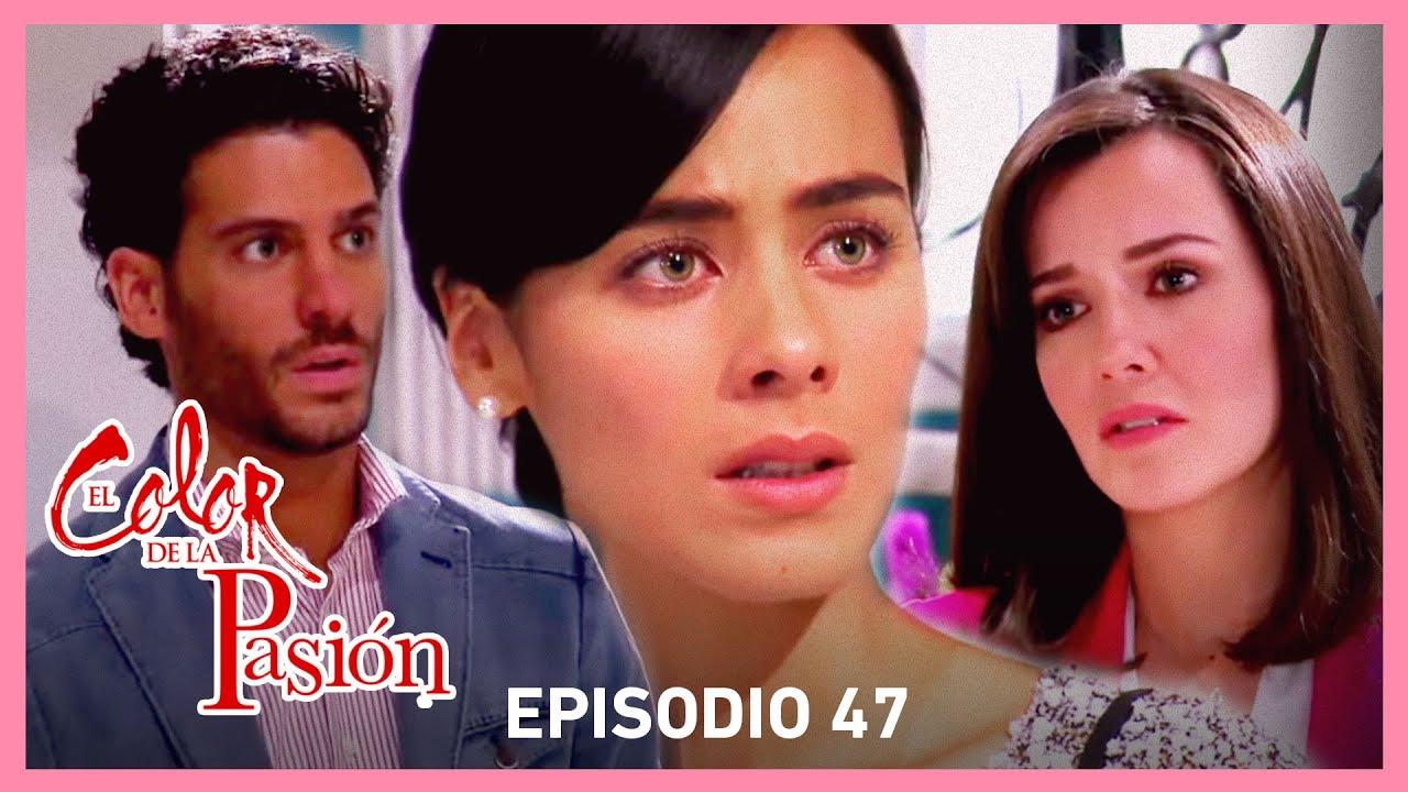 Download El color de la pasión: Daniela le confiesa a Lucía que perdió un hijo de Marcelo | C-47 | Tlnovelas