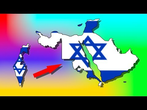 Превращаем Израиль в Великий Израиль