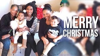 MERRY CHRISTMAS!! December 25, 2014 | Naptural85 Vlog