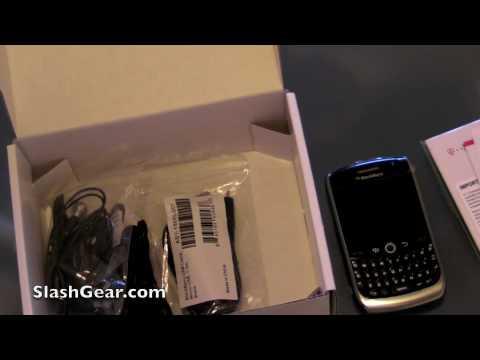 T-Mobile Blackberry Curve 8900