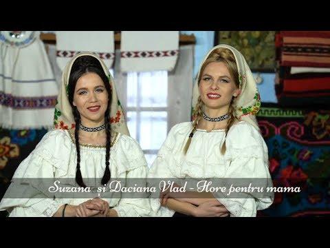 Suzana și Daciana Vlad - Hore pentru mama (Official Video)