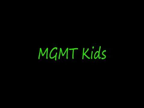 MGMT Kids Lyrics HD