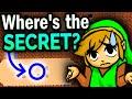 Solving Zelda's Greatest Mystery: The Secret Messages