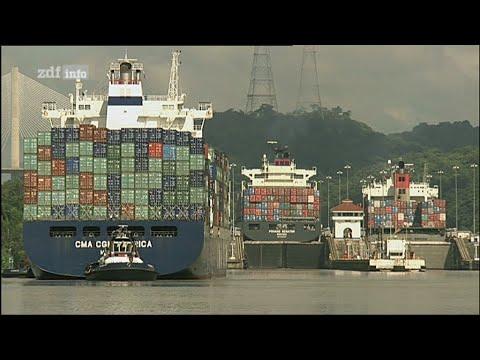 hitec: Der neue Panamakanal