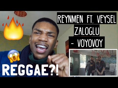 Reynmen ft. Veysel Zaloğlu - Voyovoy REACTION