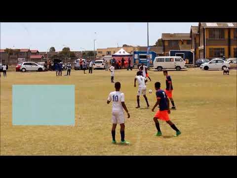 Semi Final   D&G Orient vs Grassy Park @ Fulham Tournament of Hope
