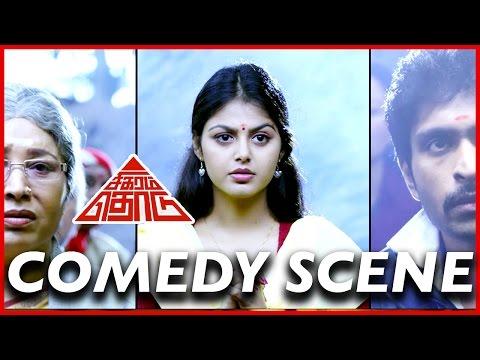 Sigaram Thodu - Super Comedy Scene | Vikram Prabhu | Monal Gajjar | D.Imman