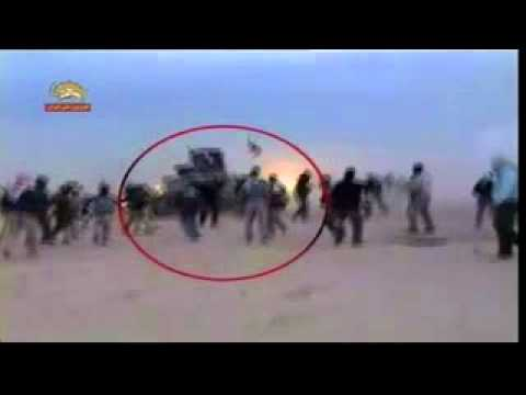 Iraqi Forces Attack Camp Ashraf PMOI, April 8, 2011, 4 45 AM 2