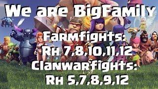 [501] We are BigFamily! Rh 5 6 7 8 9 10 11 und 12 im Clanbesuch | Clash of Clans Deutsch COC