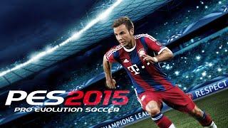 Новый геймплей PES 2015