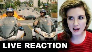 CHiPs Trailer 2017 Reaction