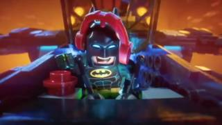 Lego Batman Movie power plant fight with Roblox Death Sound