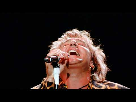 Rod Stewart Maybe Baby (only audio) at Rosemont Horizon, Rosemont, IL, USA February 24, 1994