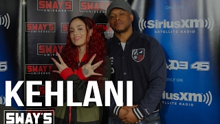 "Kehlani Gives Raw Story Behind Journey to ""SweetSexySavage"" Album 