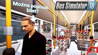 Bileciki do kontroli! | Bus Simulator 18 (#3)