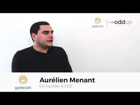 Sit Down with Aurélien Menant - Gatecoin (2/2)