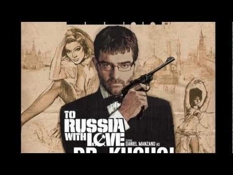 "Dr. Kucho! ""To Russia With Love"" (Doorn Records)"