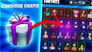 *TIP* (LEGAL) How TO GET SKINS FREE on FORTNITE [WORKS] FREE PAVOS !