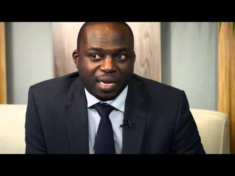 Moussa Dao, Director Mobile Money, Orange Camaroon Interview at AfricaCom 2015