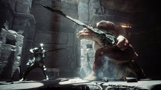 Deep Down Gameplay Demo (PS4)