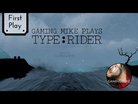 First Play - Type:Rider (Gameplay Broadcast) | PS+ Free Game May 2017 | [ps4 720p60]