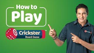 How to Play Crickster | Pakistan's First Cricket Board Game | Wasim Akram screenshot 2