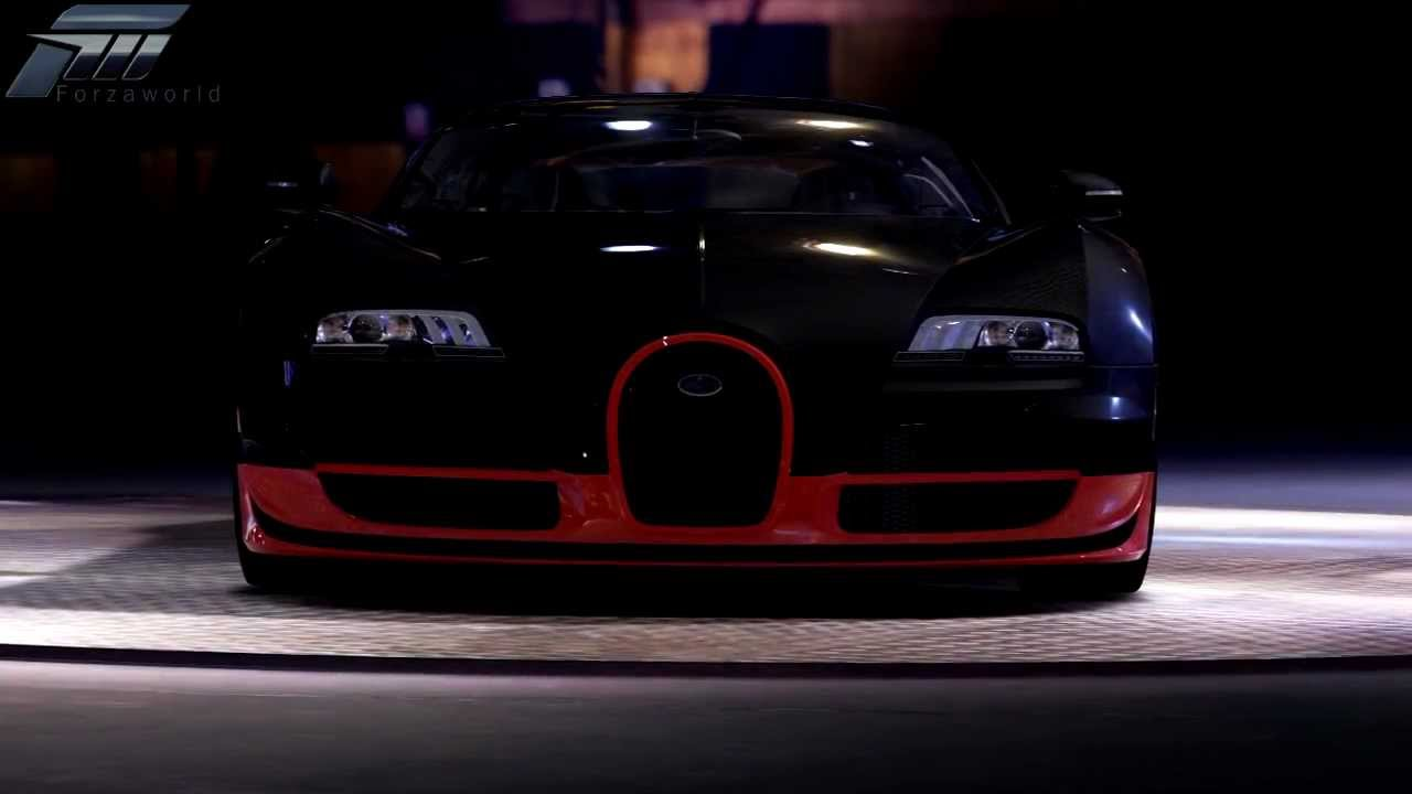 forza 4 bugatti veyron super sport power lap time top gear ep 20 youtube. Black Bedroom Furniture Sets. Home Design Ideas
