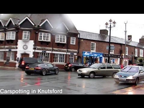 Knutsford Carspotting Montage - 12/12/2015
