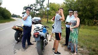 видео Без прав, но с мотоциклом