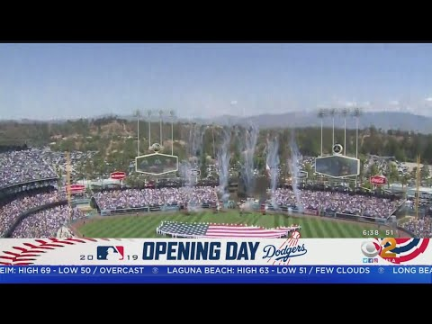 Dodger Stadium Prepped And Ready For Opening Day