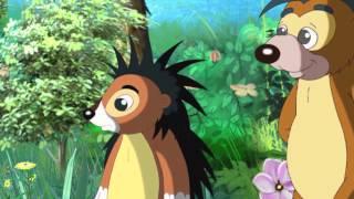 Мудрі казки тітоньки Сови -Їжачок-шахіст (Уроки тетушки Совы) серия 11