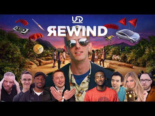 YouTube Rewind 2018 - Tech Edition
