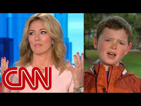 Tyler Z - The bravest 12 year old - Colorado shooting survivor