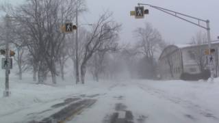 Driving in a Halifax Blizzard, February 13, 2017 thumbnail