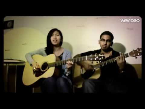 Lord I Offer My Life to You cover by Christine & Warren