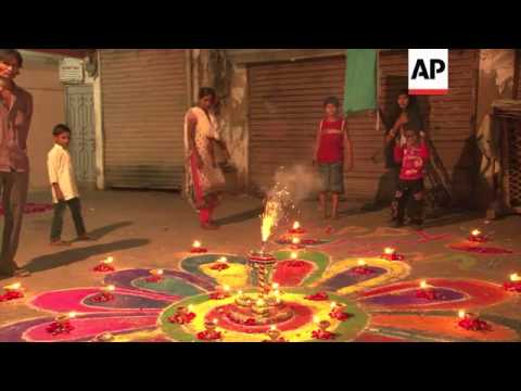 What Is Diwali? 'Festival of Lights' Celebrates Triumph of Good Over ...