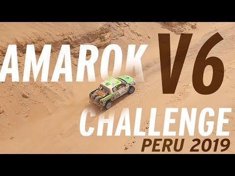 VLOG - VW Amarok V6 Dakar Challenge: um rolê durante o rali mais desafiador do mundo