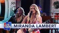 "Miranda Lambert: ""It All Comes Out In The Wash"""