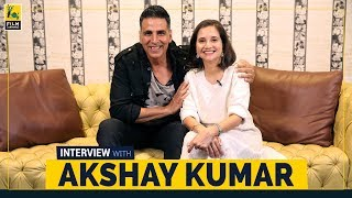 Akshay Kumar Interview with Anupama Chopra | Kesari | Film Companion