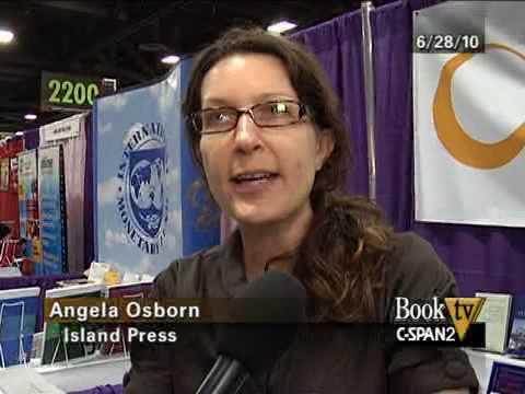 Angela Osborn, American Library Association Conference: Island Press