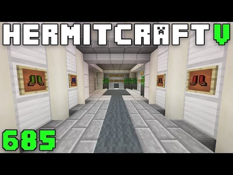 Hermitcraft V 685 Strap Your Work Boots On!