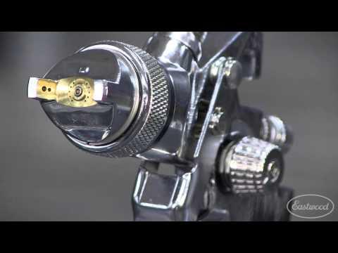 Eastwood's16pc 3 HVLP Paint Gun Kit! Perfect For Beginner Painters!