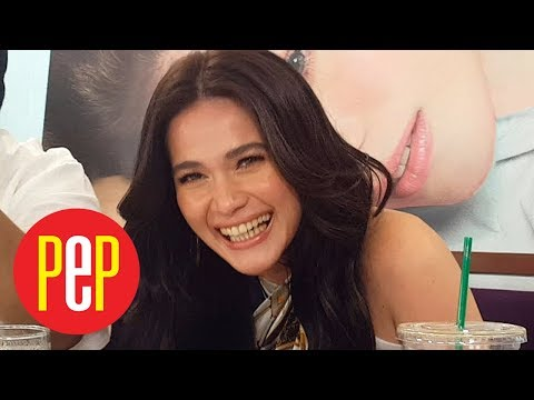 Does Bea Alonzo like it rough or tender?