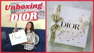 Unboxing DIOR (Perfume, Cremas…