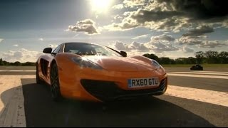McLaren MP4-12C - Top Gear - BBC