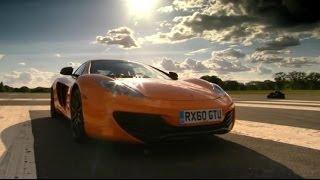 Download McLaren MP4-12C vs Ferrari 458 | Top Gear